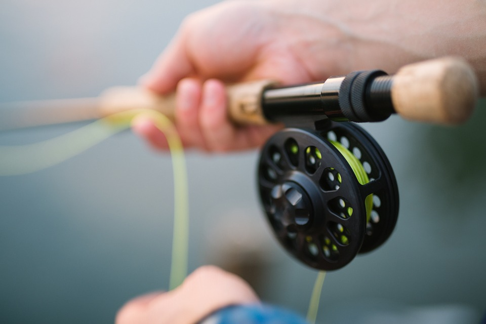 If you don't have room for all your fishing equipment in your home, you might want to consider renting a small self-storage unit.